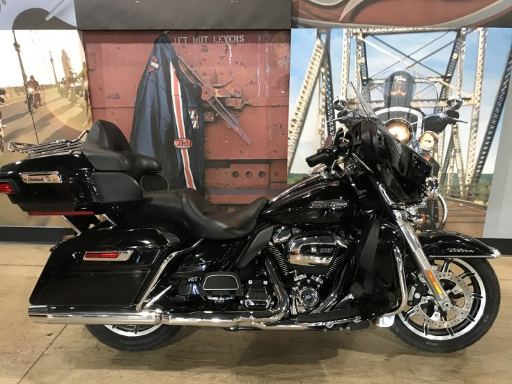 2018 Harley-Davidson Touring Electra Glide Ultra Classic for sale 201074004