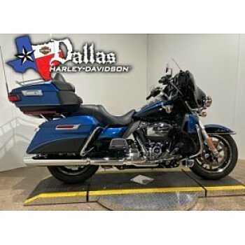 2018 Harley-Davidson Touring 115th Anniversary Ultra Limited for sale 201085073