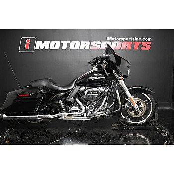 2018 Harley-Davidson Touring Street Glide for sale 201089076