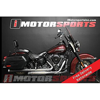 2018 Harley-Davidson Touring Heritage Classic for sale 201089081