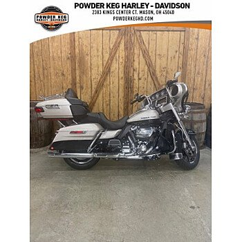 2018 Harley-Davidson Touring Ultra Limited for sale 201108889