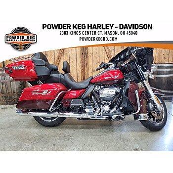 2018 Harley-Davidson Touring Ultra Limited for sale 201108890