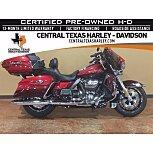 2018 Harley-Davidson Touring Ultra Limited for sale 201109119