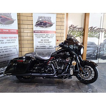2018 Harley-Davidson Touring Street Glide Special for sale 201111158
