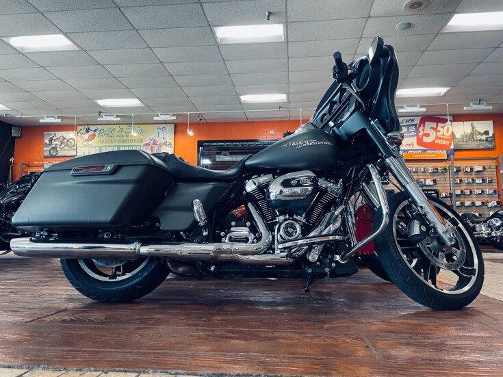 2018 Harley-Davidson Touring Street Glide for sale 201114659