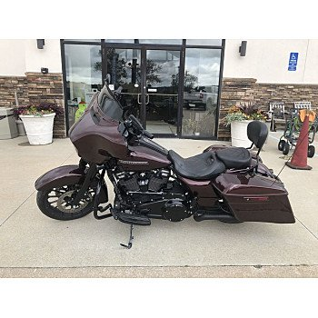 2018 Harley-Davidson Touring Street Glide Special for sale 201118337