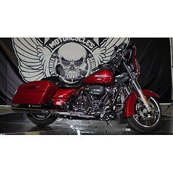 2018 Harley-Davidson Touring Street Glide for sale 201120316