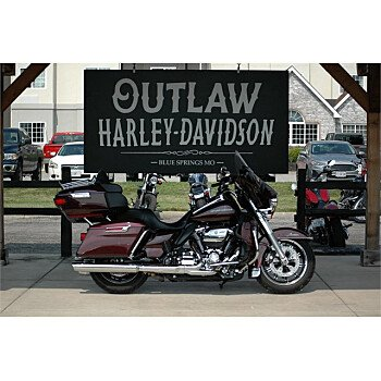 2018 Harley-Davidson Touring Ultra Limited Low for sale 201122420