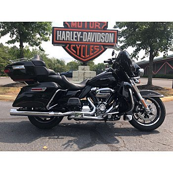 2018 Harley-Davidson Touring Ultra Limited for sale 201139752