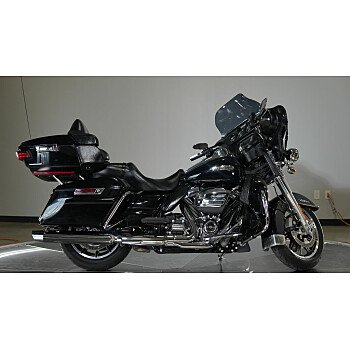 2018 Harley-Davidson Touring Electra Glide Ultra Classic for sale 201149916