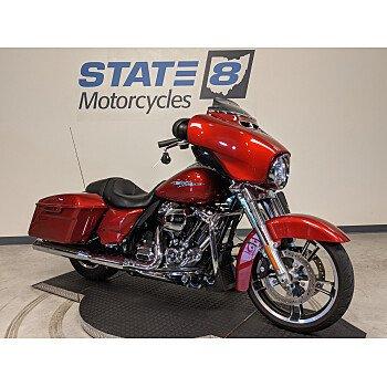 2018 Harley-Davidson Touring Street Glide for sale 201152108