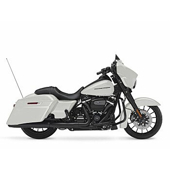 2018 Harley-Davidson Touring Street Glide Special for sale 201161837