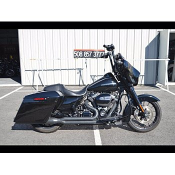 2018 Harley-Davidson Touring for sale 201162838