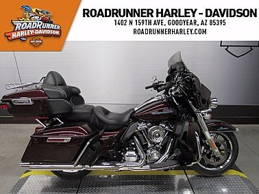 2018 Harley-Davidson Touring Ultra Limited Low for sale 201165187