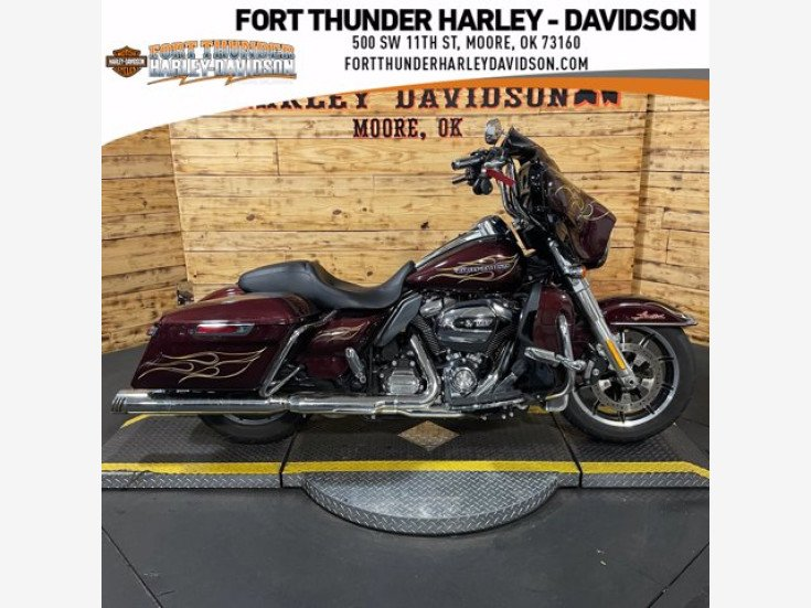 2018 Harley-Davidson Touring Ultra Limited Low for sale 201173434