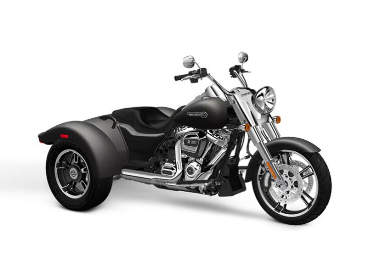 2018 Harley-Davidson Trike Freewheeler specifications