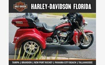 2018 Harley-Davidson Trike Tri Glide Ultra for sale 200523700