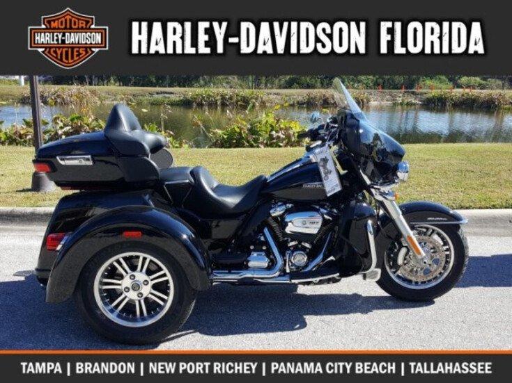 2018 Harley-Davidson Trike Tri Glide Ultra for sale near