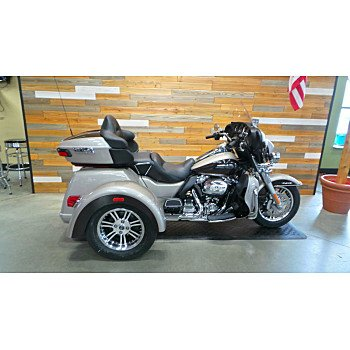 2018 Harley-Davidson Trike Tri Glide Ultra for sale 200643579