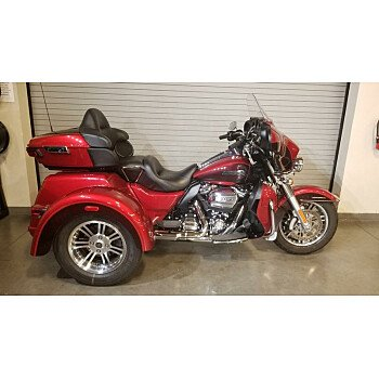 2018 Harley-Davidson Trike Tri Glide Ultra for sale 200762283