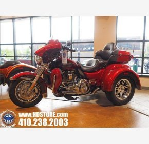 2018 Harley-Davidson Trike Tri Glide Ultra for sale 200801987