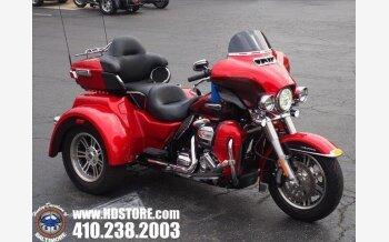 2018 Harley-Davidson Trike Tri Glide Ultra for sale 200853436