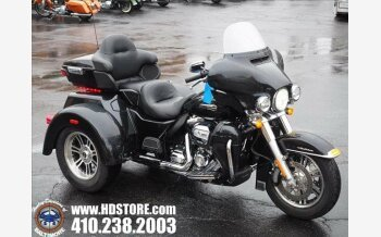 2018 Harley-Davidson Trike Tri Glide Ultra for sale 200879641