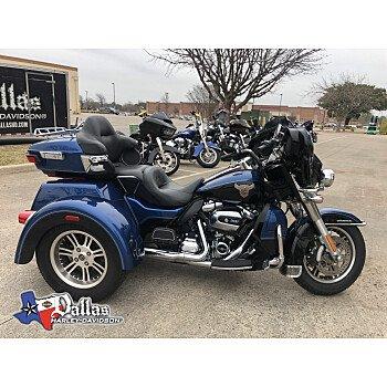 2018 Harley-Davidson Trike 115th Anniversary Tri Glide Ultra for sale 200882533