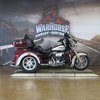 2018 Harley-Davidson Trike Tri Glide Ultra for sale 200991578