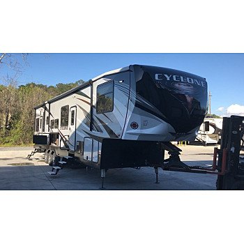2018 Heartland Cyclone for sale 300157916