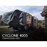 2018 Heartland Cyclone CY 4005 for sale 300221642