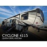 2018 Heartland Cyclone for sale 300270078