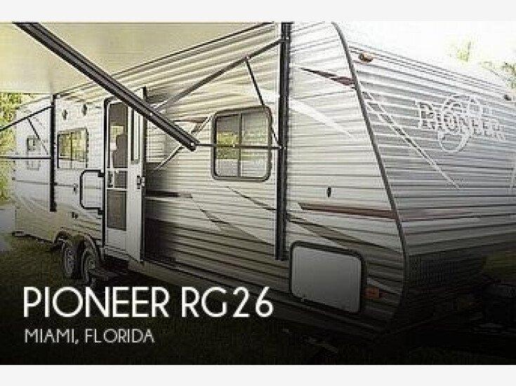 2018 Heartland Pioneer for sale 300213337