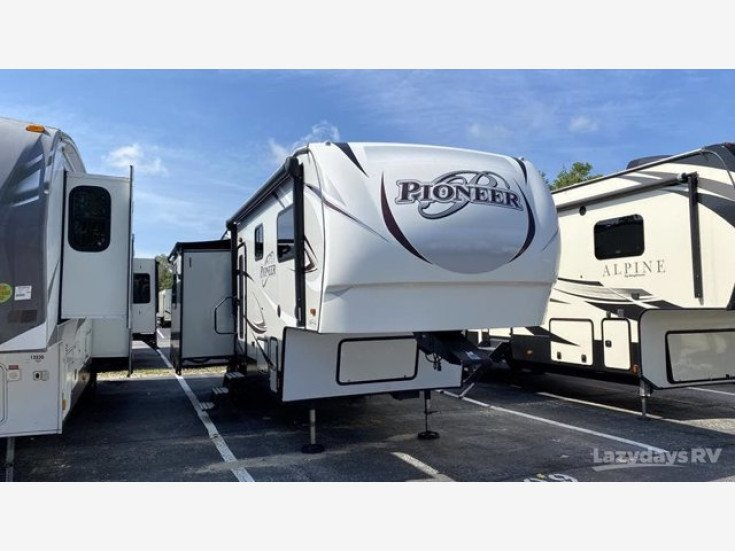 2018 Heartland Pioneer for sale 300309825