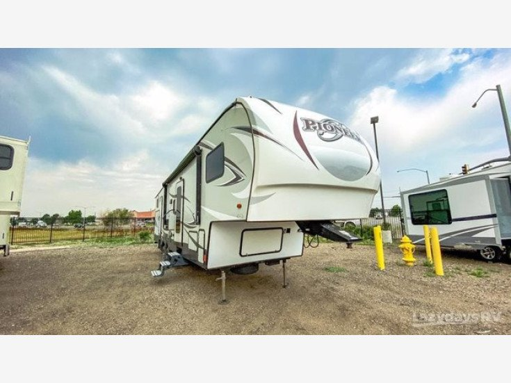 2018 Heartland Pioneer for sale 300318792