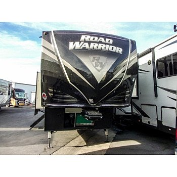 2018 Heartland Road Warrior for sale 300146370