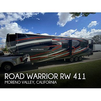 2018 Heartland Road Warrior for sale 300229252