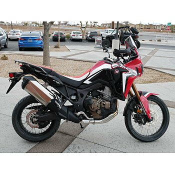 2018 Honda Africa Twin for sale 200644682