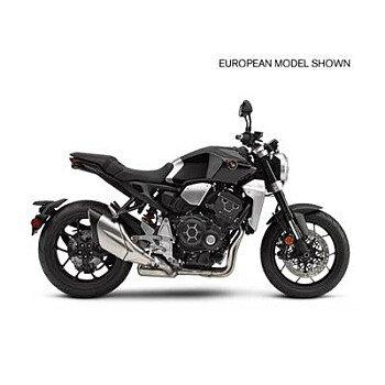2018 Honda CB1000R for sale 200621684