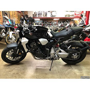 2018 Honda CB1000R for sale 200625780