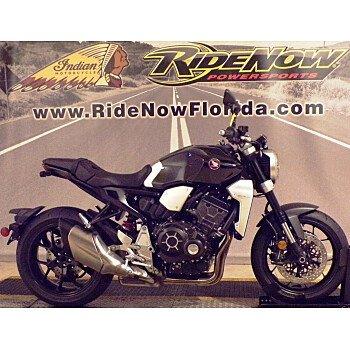 2018 Honda CB1000R for sale 201166014