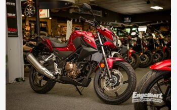 2018 Honda CB300F ABS for sale 200582185