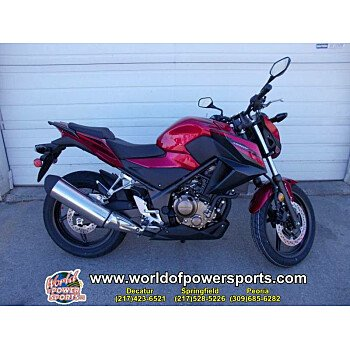 2018 Honda CB300F for sale 200636978