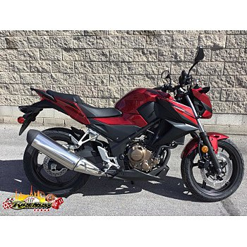 2018 Honda CB300F for sale 200700150