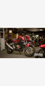 2018 Honda CB300F ABS for sale 200582184