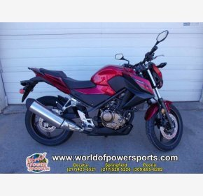 2018 Honda CB300F for sale 200636978