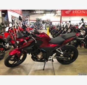 2018 Honda CB300F for sale 200725286