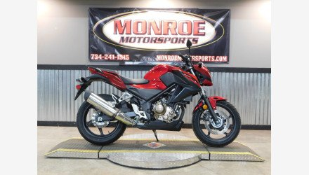 2018 Honda CB300F for sale 200880103