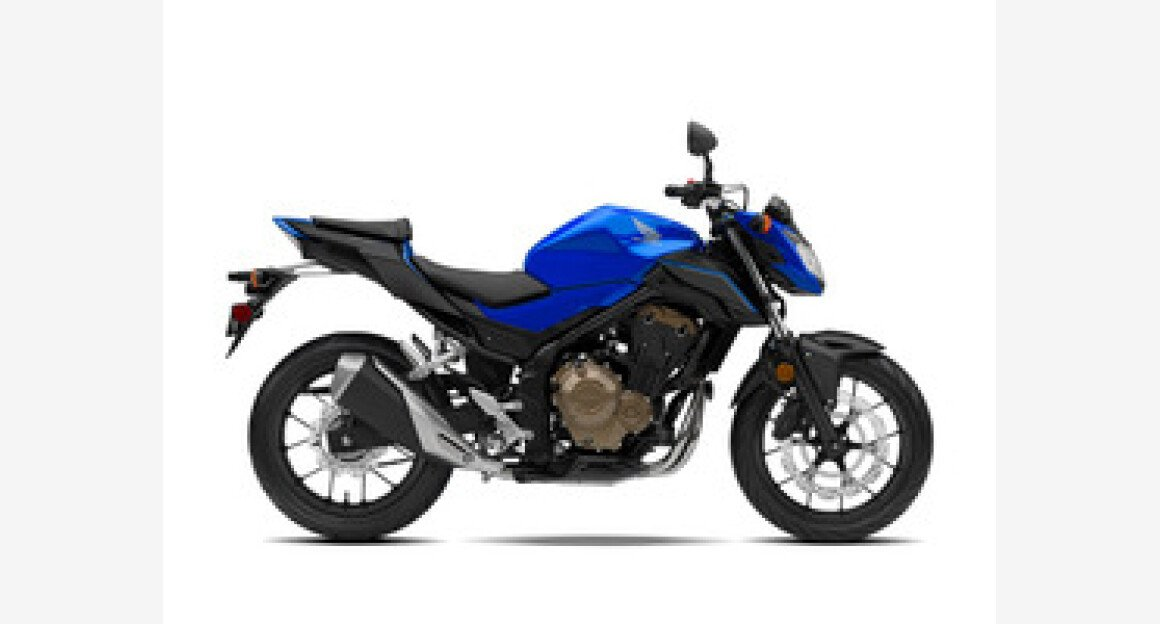 2018 Honda CB500F for sale 200548373