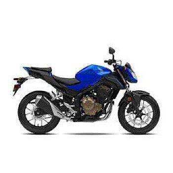 2018 Honda CB500F for sale 200689627